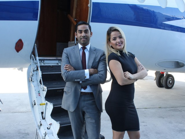 Air Charter Services by Mercury Jets