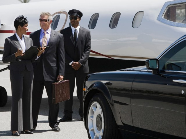 Exclusive Private Jet