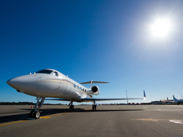 Speed and ultimate luxury - the G650