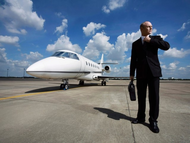Why use private jets