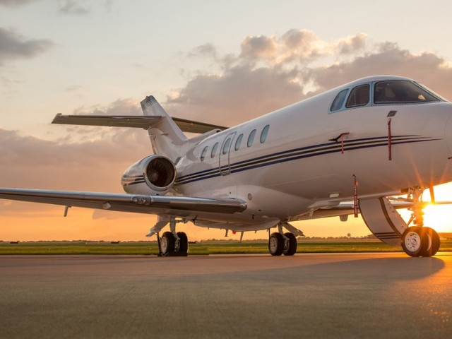 Owning Aircraft or Chartering 1
