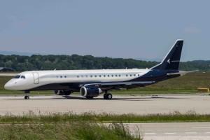 Embraer Lineage 1000E Jet