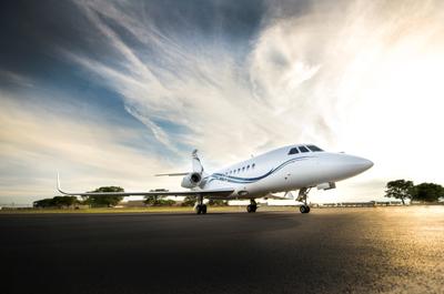 Falcon 2000 LXS Jet