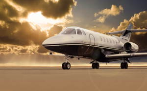 Hawker 850XP Jet private jet charter