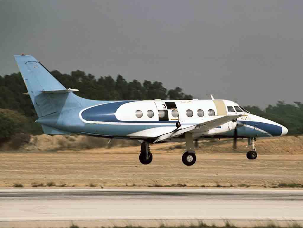 Jetstream 31 Jet