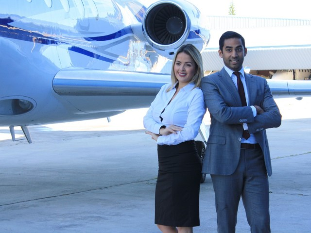 Private Air Charter Broker