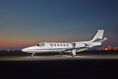 Citation II Jet Charter