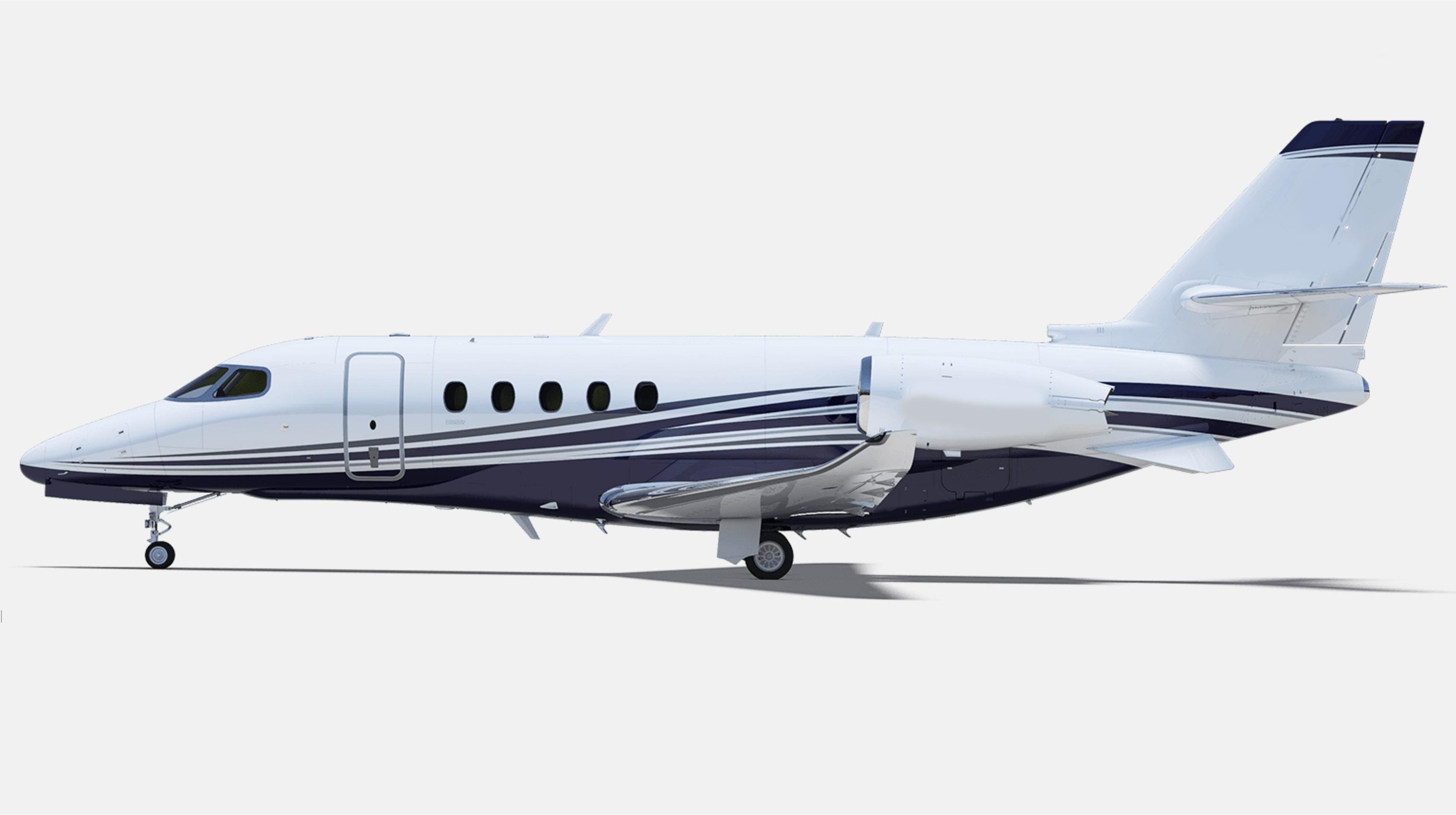 Citation Latitude Jet