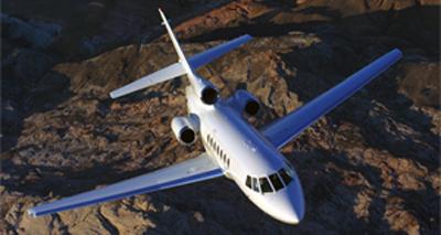 Falcon 50ex Jet