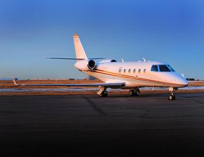Gulfstream G150 Jet