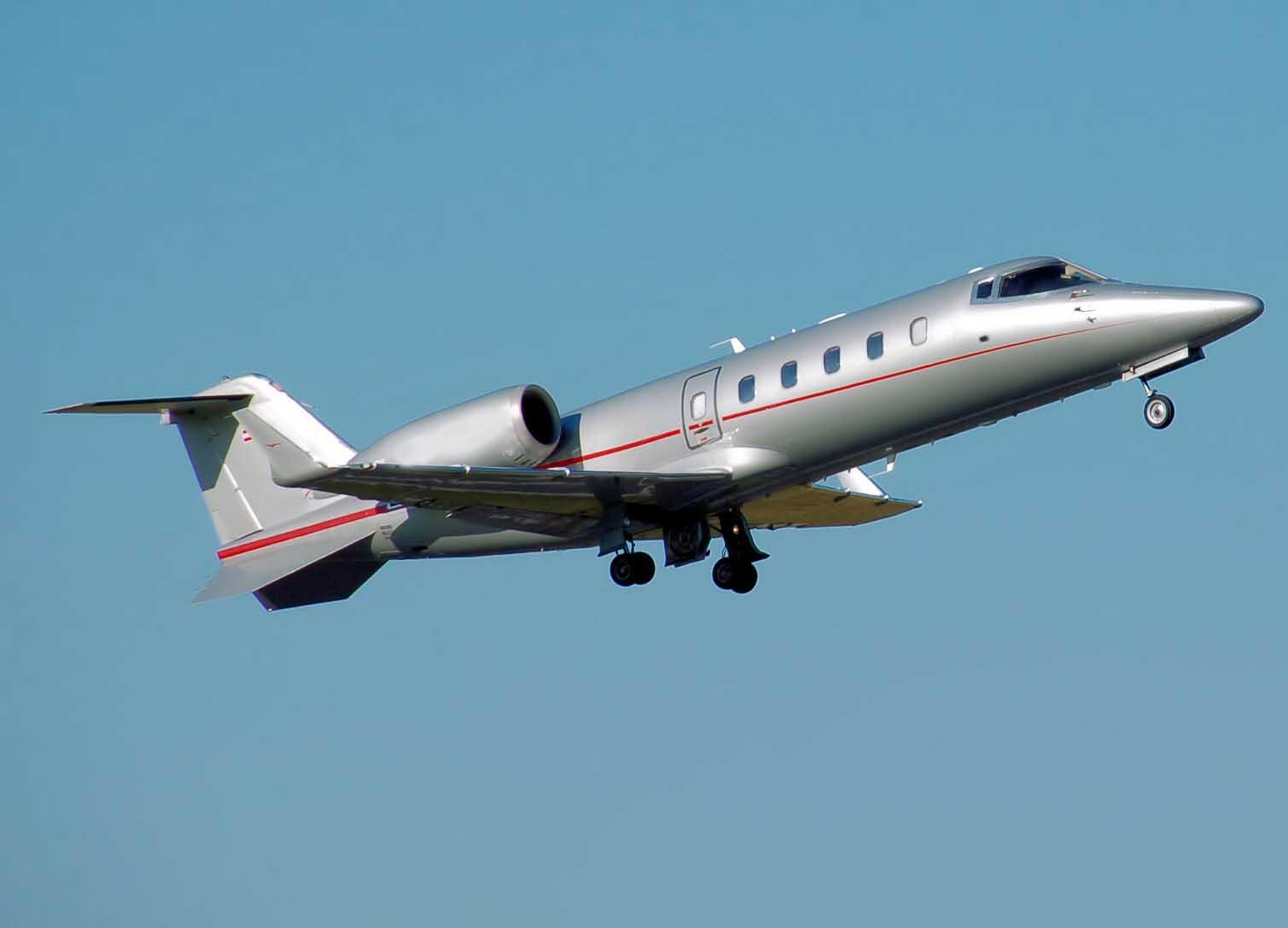 Lear 60XR Jet