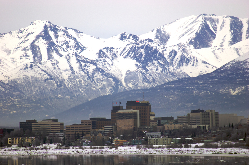 Anchorage Private Jet Charter