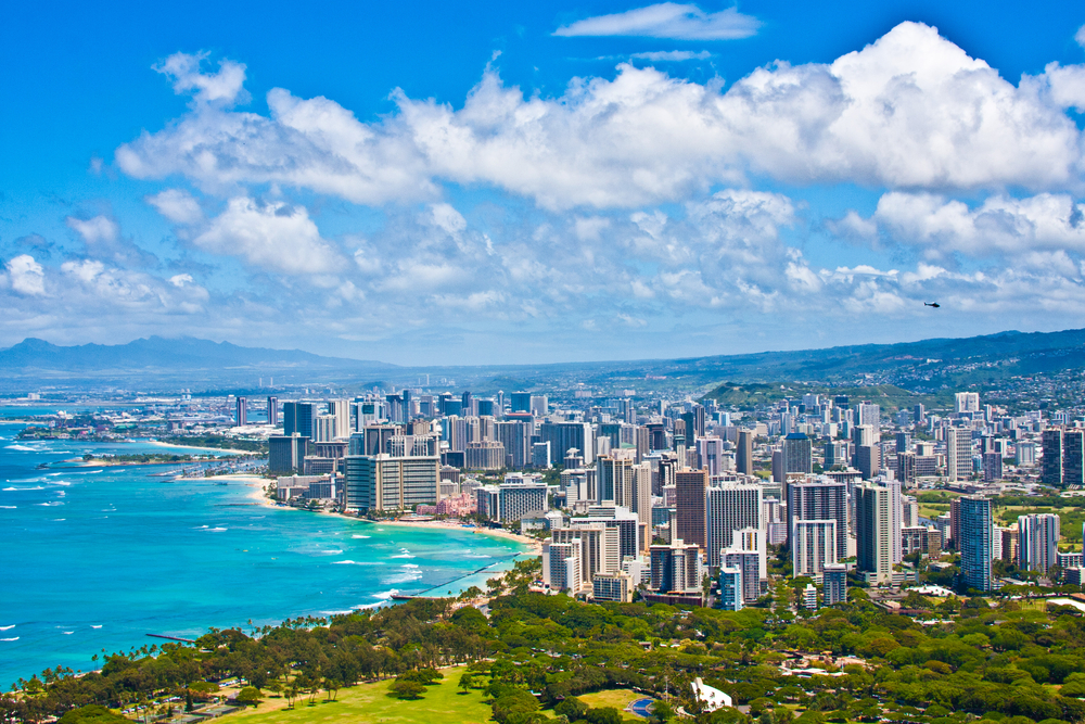 Oahu Private Jet Charter