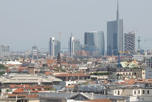 Milan, Italy Private Jet Charter