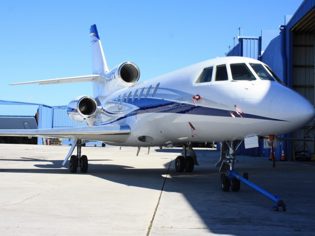 Alliance Airport (AIA, KAIA) Private Jet Charter