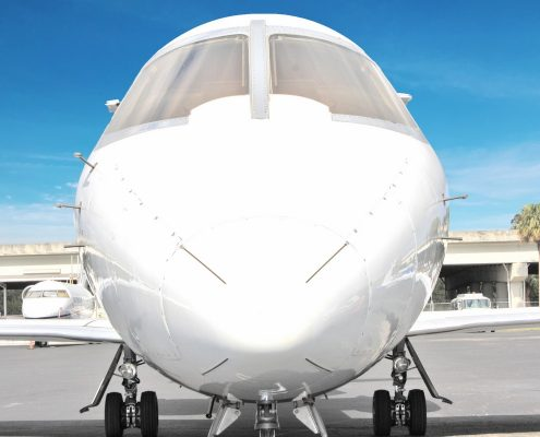 Blackstone AAF Airport (BKT, KBKT) Private Jet Charter