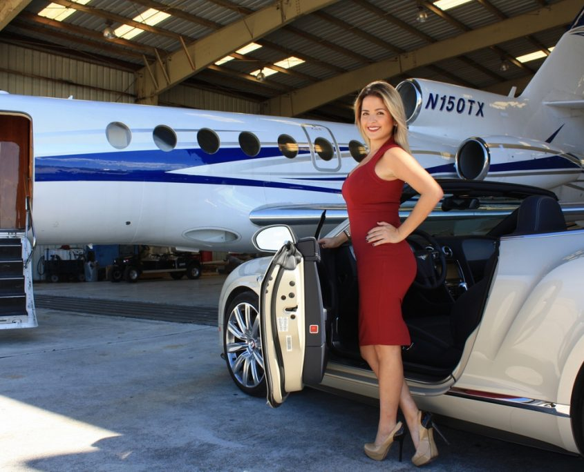 George Downer Airport (AIV, KAIV) Private Jet Charter