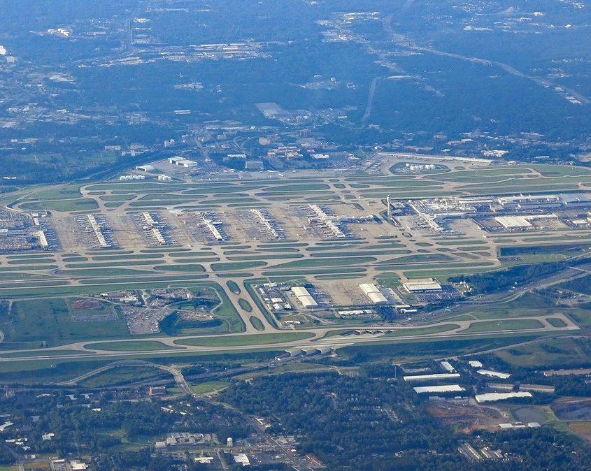 Hartsfield-Jackson Atlanta International Airport (ATL, KATL) Private Jet Charter
