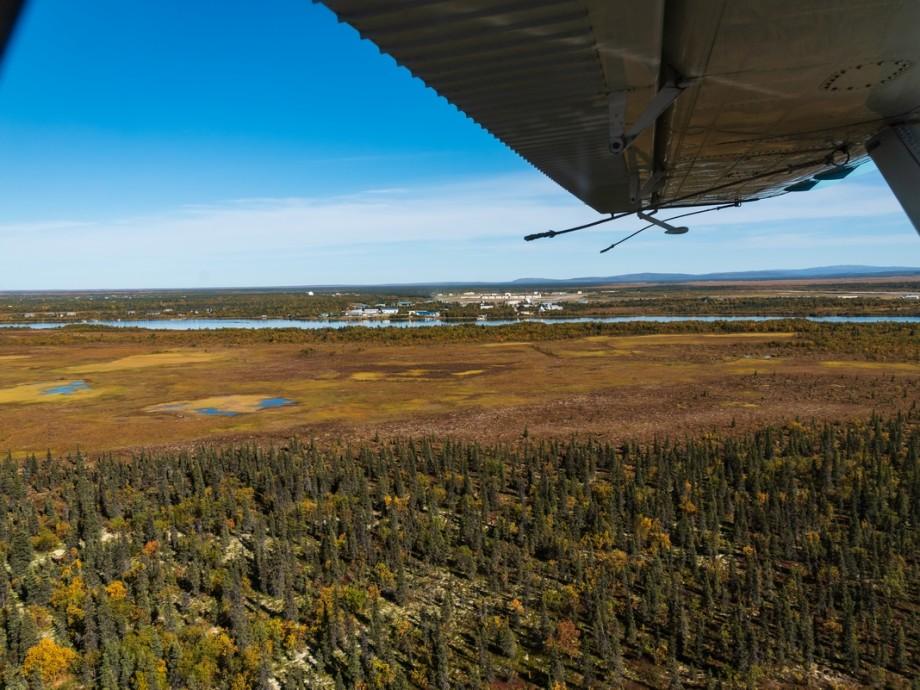 King Salmon Airport (AKN, PAKN) Private Jet Charter