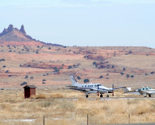 Monument Valley Airport (MVM, KMVM) Private Jet Charter