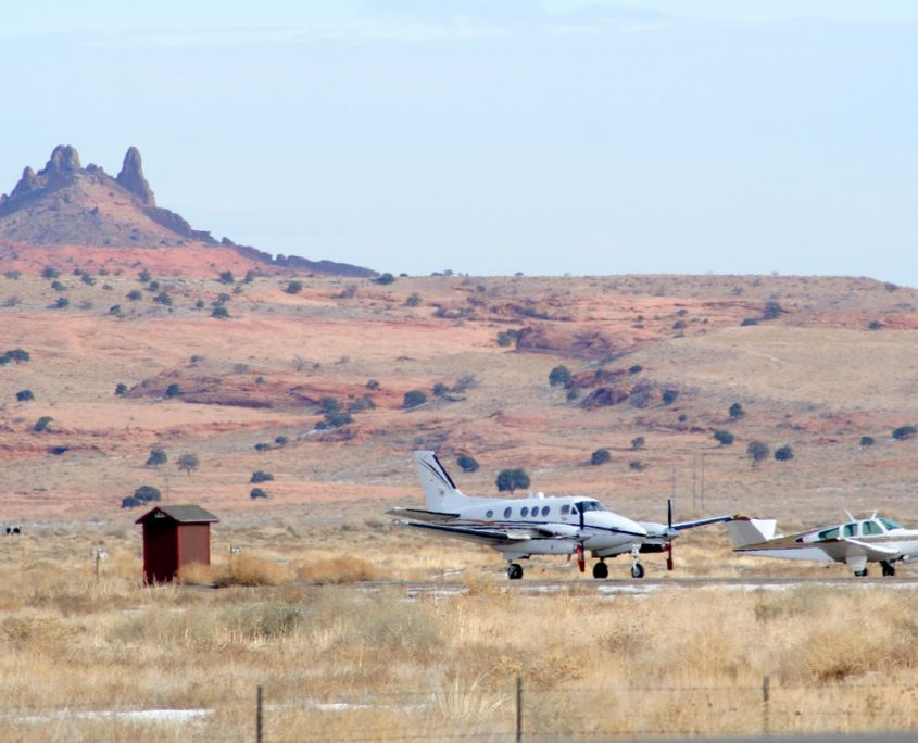 Monument Valley Airport (MVM, KMVM) Private Jet Charter