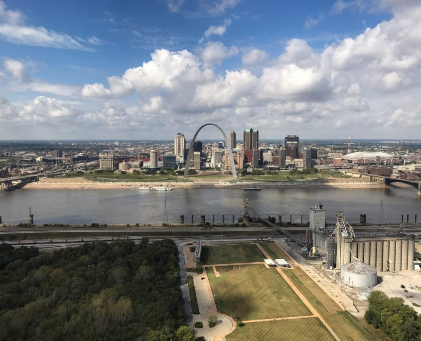 St. Louis Downtown Airport (CPS, KCPS) Private Jet Charter