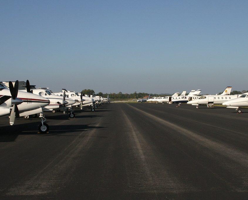 Talladega Municipal Airport (ASN, KASN) Private Jet Charter