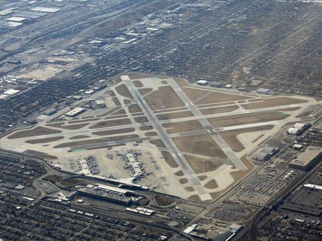 Chicago Midway International Airport (MDW, KMDW) Private Jet Charter