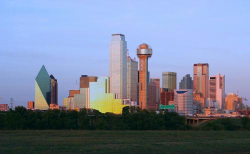 Dallas Fort Worth International Airport Charter