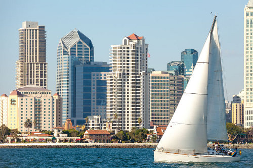 San Diego International Airport Jet Charter