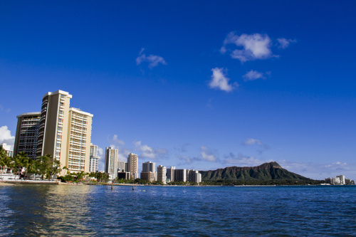 Honolulu International Airport Charter