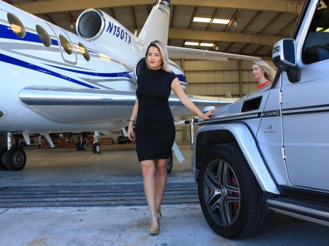 Private Jet from New York to Dallas