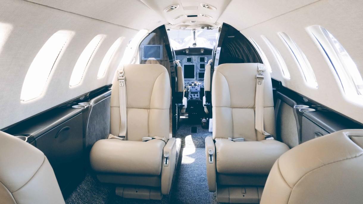 Cessna Citation ultra Cabin