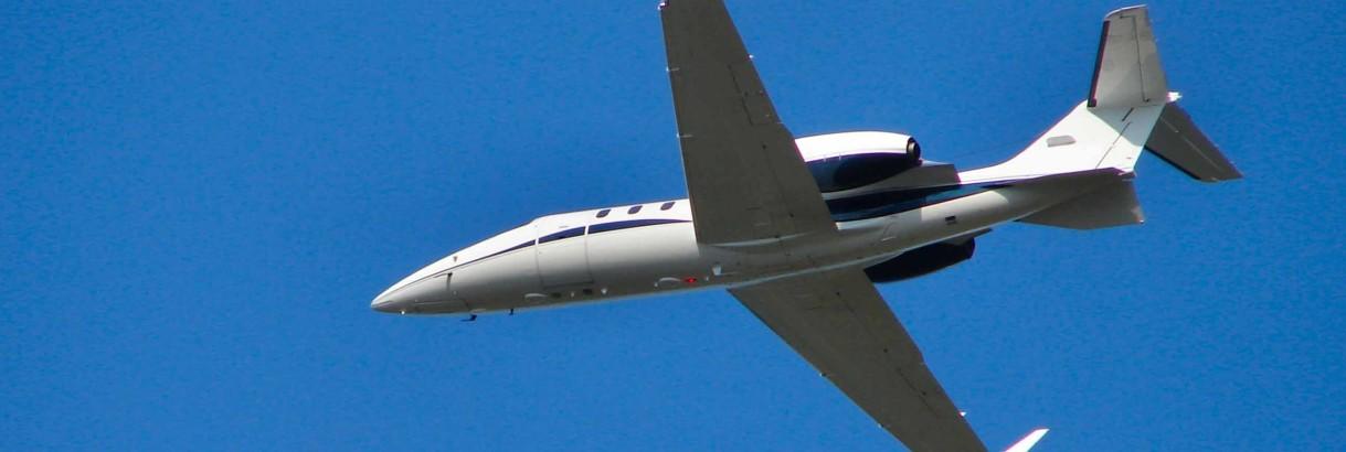 Learjet 31 Jet