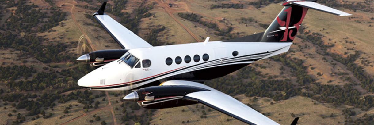 King Air 250 Jet