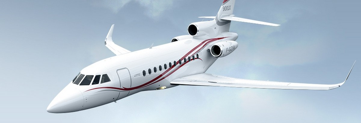 Falcon 900 jet charter