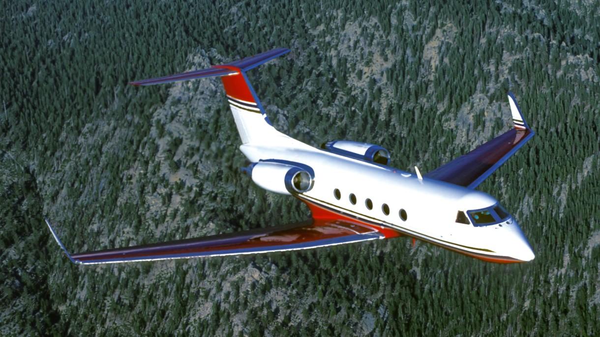 Gulfstream III aircraft