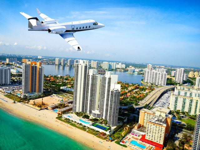 Air Charter New York to Miami