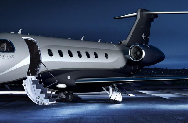 Embraer 500 Jet charter