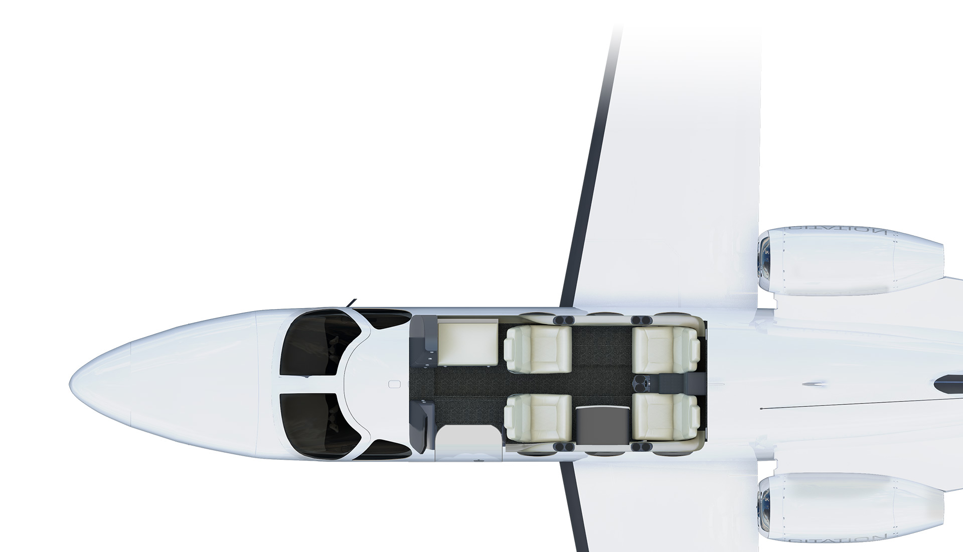 Citation Mustang floorpan