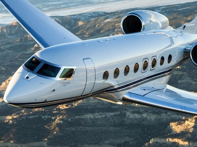 Gulfstream G650 Jet Charter