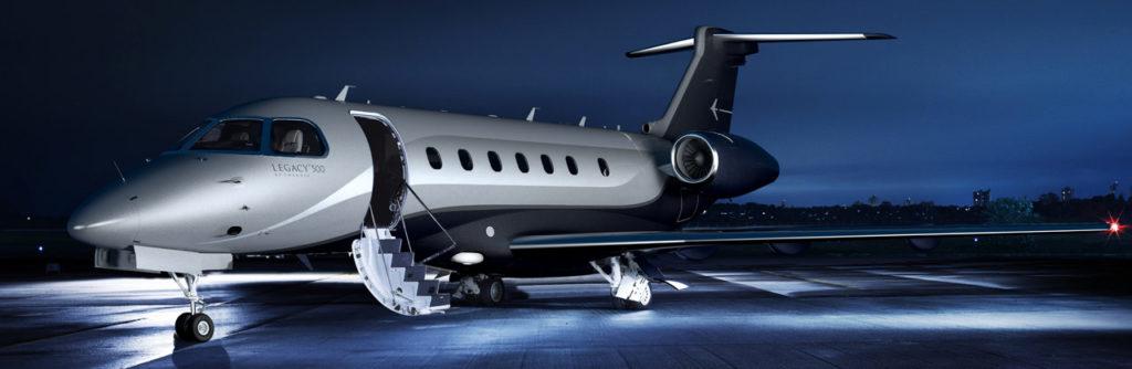 Embraer Legacy 500 Jet