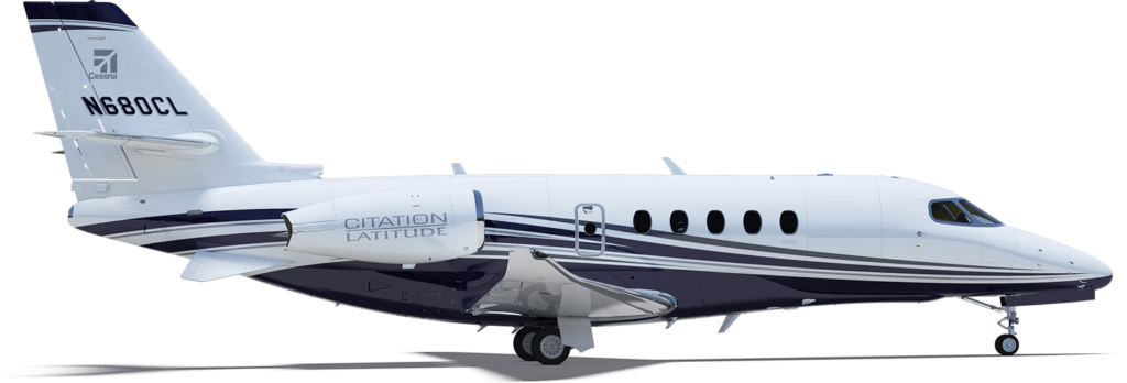 Citation Latitude Jet