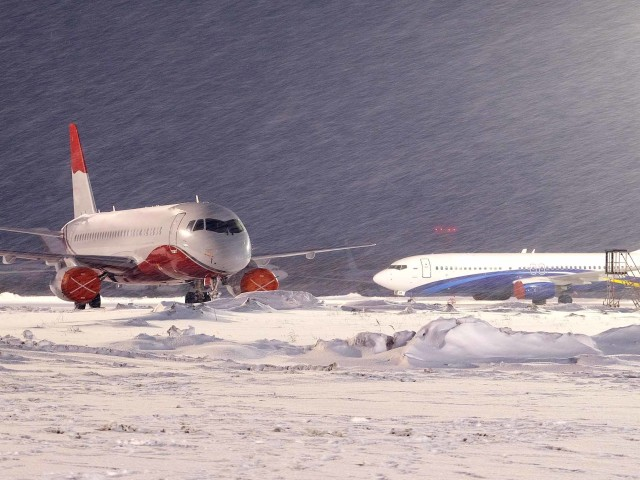 Hire private jet charter during bad weather