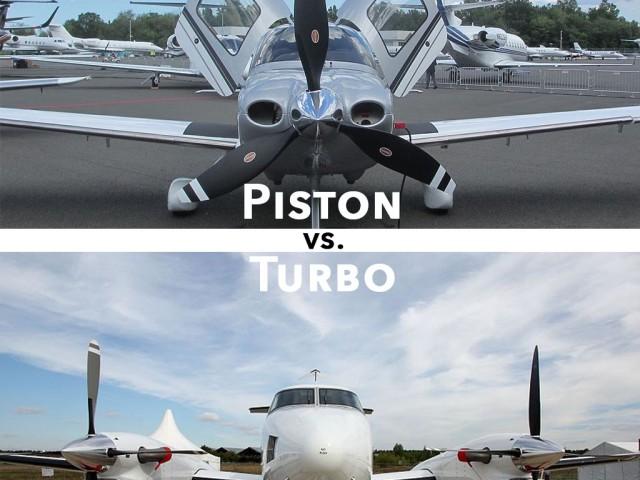 Piston vs. Turbo