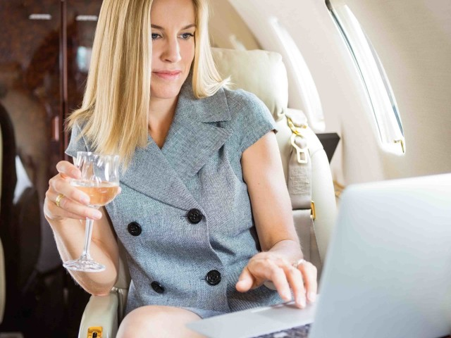 The Etiquette of Private Jets