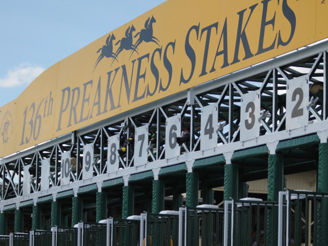 The Preakness Stakes 2017 Private Jet Charter