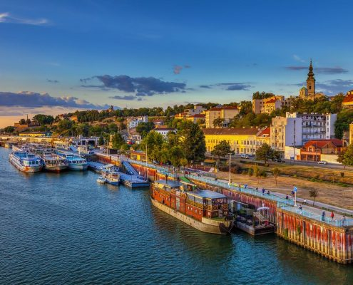 Belgrade, Serbia Private Jet Charter