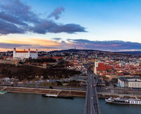 Bratislava, Slovakia Private Jet Charter