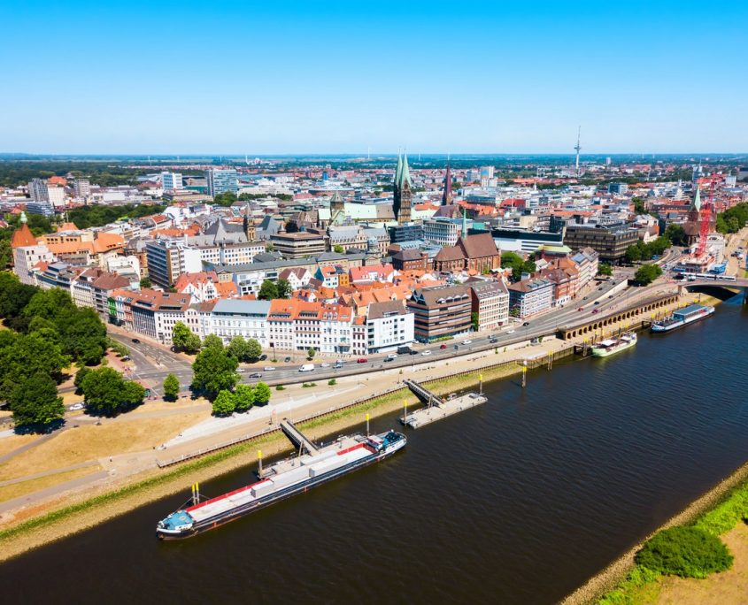 Bremen, Germany Private Jet Charter